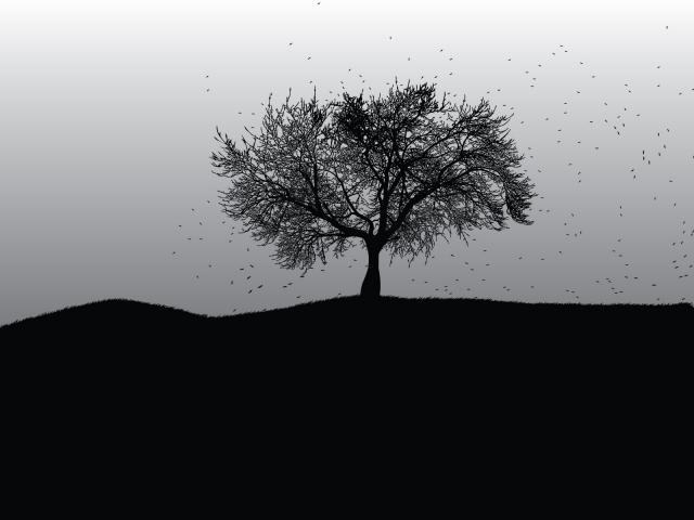 Мертвое дерево