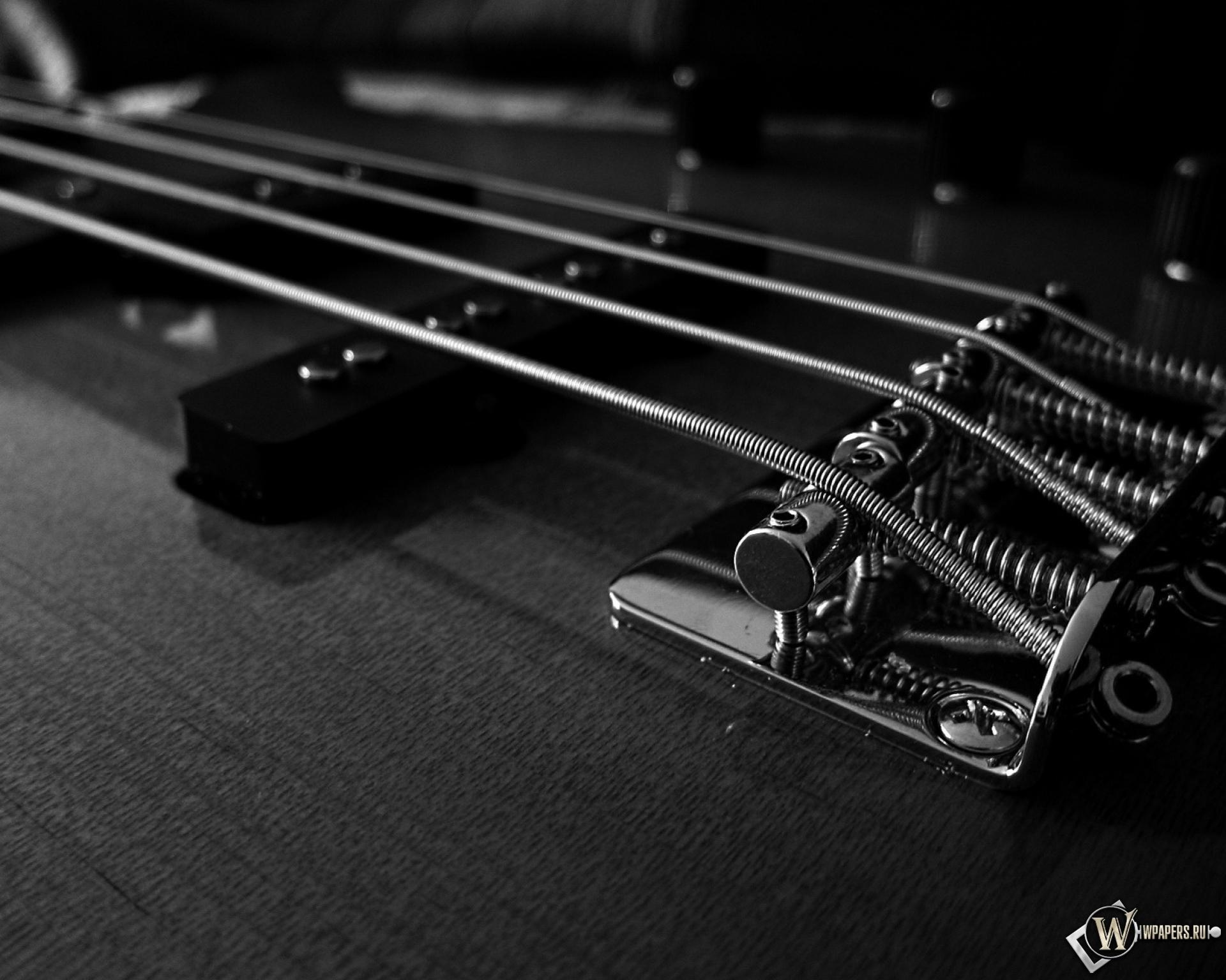 Бас гитара обои на рабочий стол 4