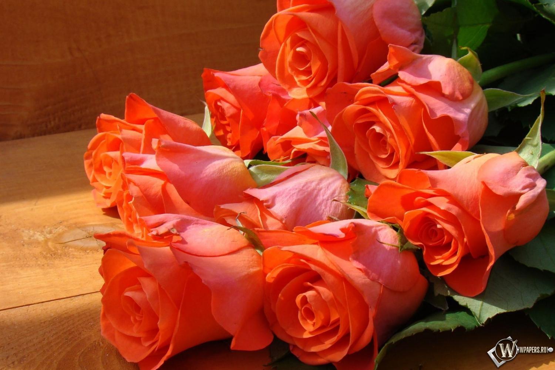 Обои букет роз цветы розы букет