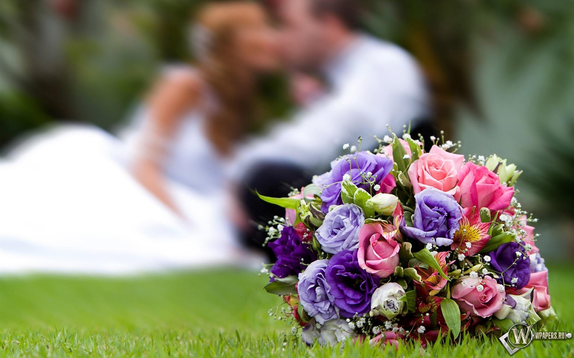 Свадебные цветы 1920x1200