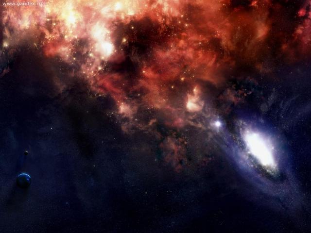 Космос и чёрные дыры