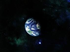 Обои Земной шар: Космос, Земля, Планета, Космос
