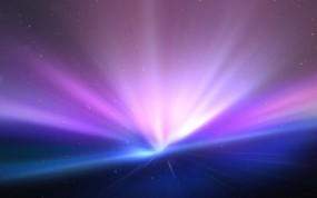 Обои Космическое свечение: Космос, Звёзды, Цвет, Поток, Космос