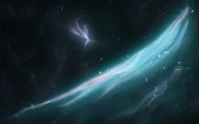 Обои Млечный путь: Космос, Звёзды, Туманность, Космос