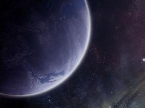 Обои Космическое пространство: Космос, Планета, Звёзды, Космос