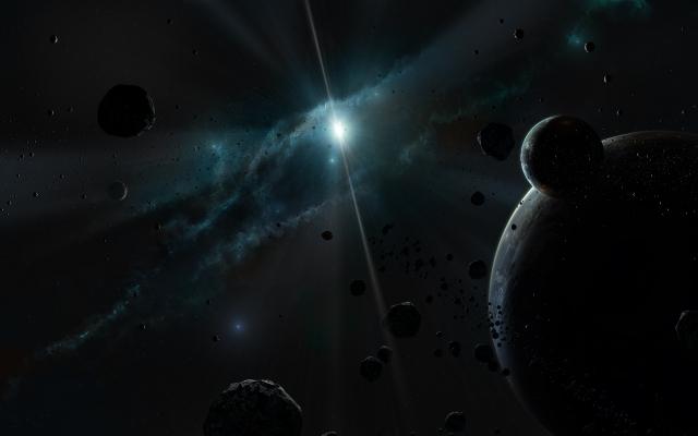 Тёмный космос