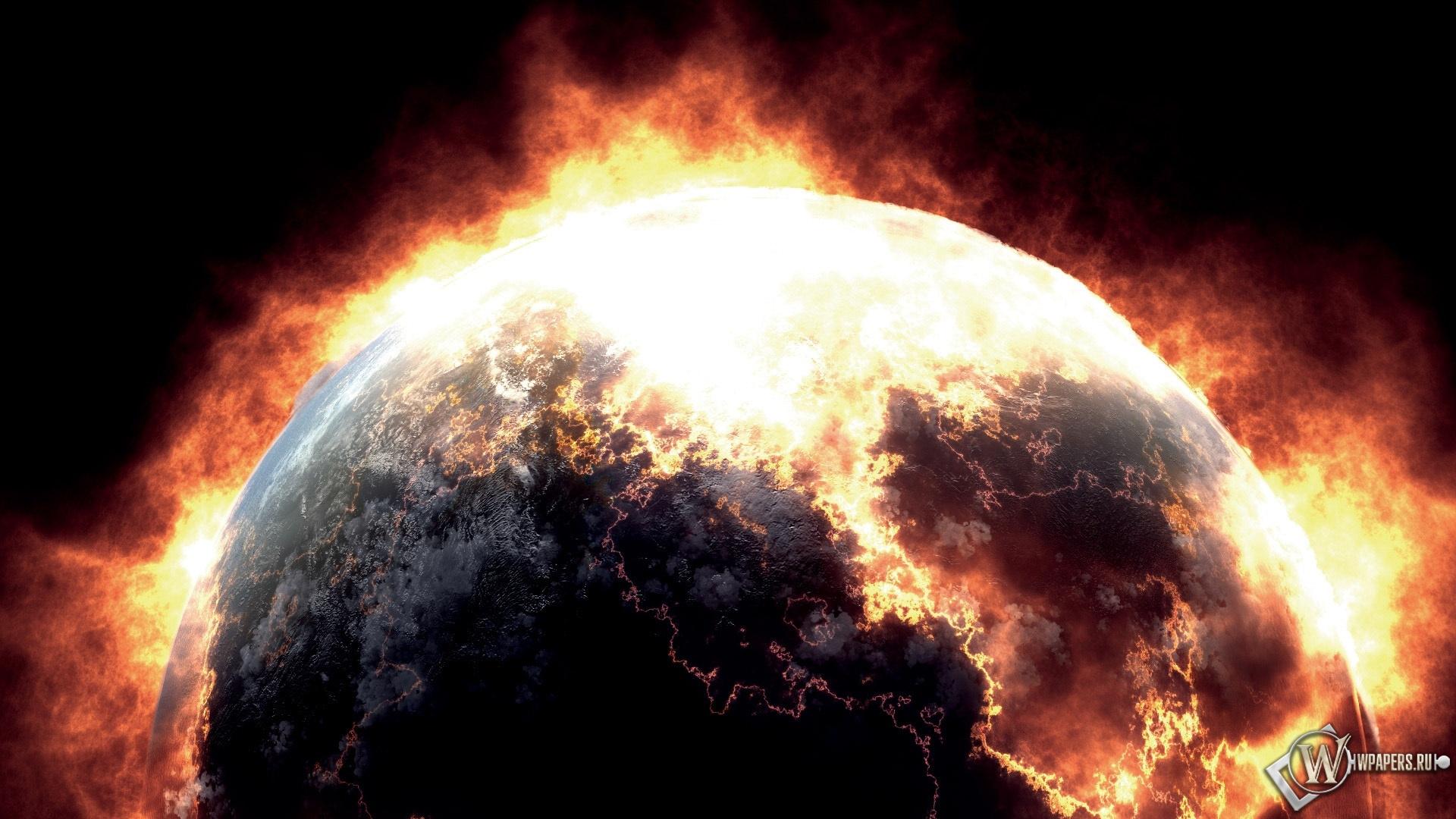 Взрыв планеты космос планета взрыв