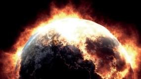 Обои Взрыв планеты: Космос, Планета, Взрыв, Космос