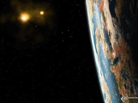 Обои Планета Земля: , Космос