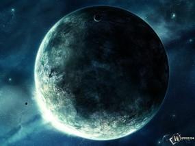 Обои Космос: Планета, Млечный путь, Космос