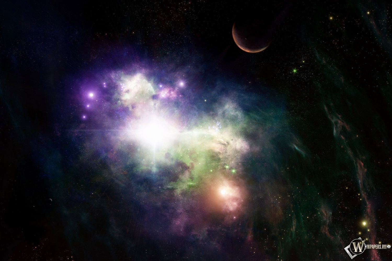 Вселенная космос тьма вселенная