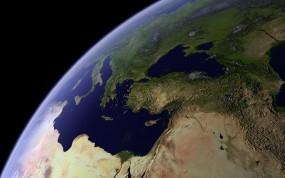 Обои Планета Земля: Земля, Планета, Космос