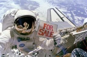 Обои For Sale: Фото, Космонавт, Продажа, Sale, Космос