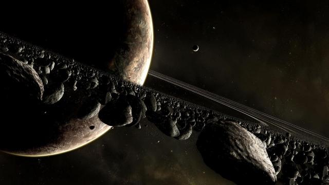 Кольцо метеоритов
