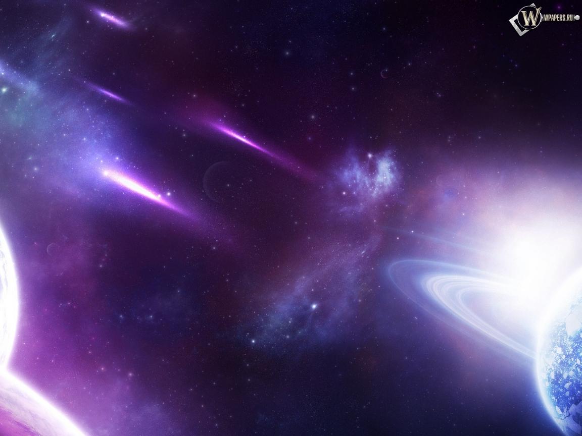 Обои галактика е2 космос галактика