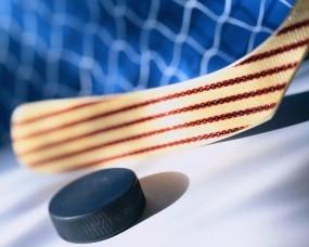 Обои Клюшка с шайбой: Клюшка, Шайба, Хоккей, Спорт