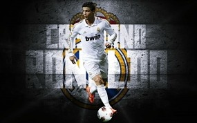 Обои Christiano Ronaldo: Футболист, Real Madrid, Ronaldo, Спорт
