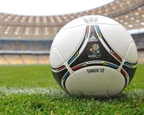 Обои Мяч TANGO: Поле, Трава, Футбол, Мяч, Спорт