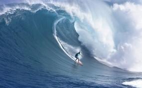 Обои Сёрфинг: Море, Волна, Сёрфинг, Спорт