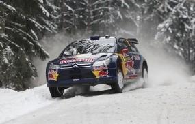 Обои Rally Sweden: Спорт, Ралли, Швеция, Спорт