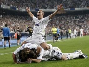 Обои Real Madrid: Футбол, Real Madrid, Спорт