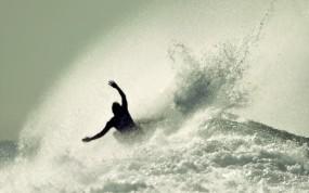 Обои Сёрфинг: Волны, Спорт, Лето, Сёрфинг, Спорт