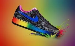 Обои Nike: Nike, бренд, кед, Спорт