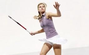 Обои Мария Кириленко: Девушка, Спорт, Теннис, Спорт