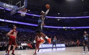 Обои Баскетбол: Полёт, Корзина, Мяч, Баскетбол, Спорт