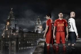 Обои Легенды футбола: Спорт, Футбол, Liverpool, Спорт