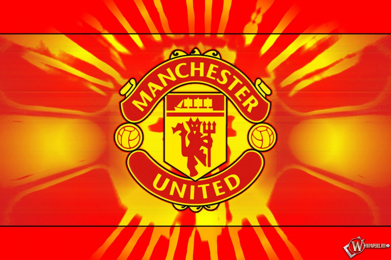 Обои manchester united футбол manchester united