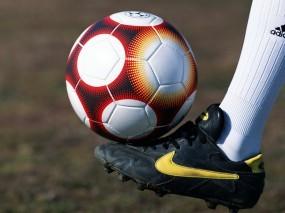 Обои Футбольный мяч: Футбол, Мяч, Спорт