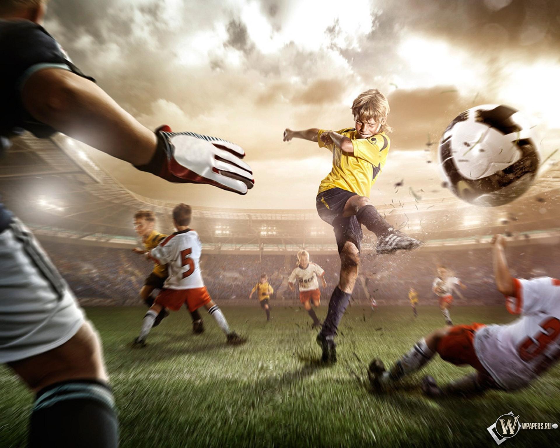 Звериный футбол  № 3148771  скачать