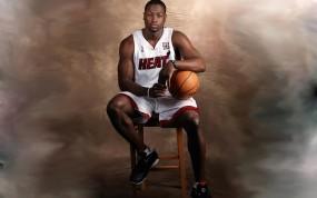 Обои Dwyane Wade: Баскетбол, Спорт