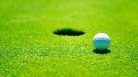 Обои Мяч для гольфа: Мяч, Гольф, Лунка, Спорт