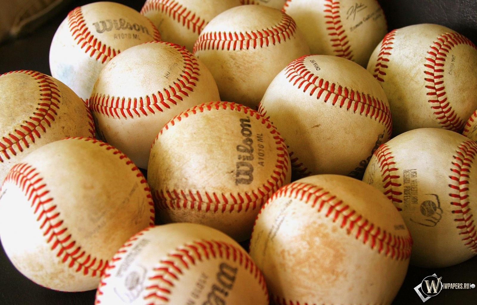 Обои бейсбол спорт бейсбол 1600x1024