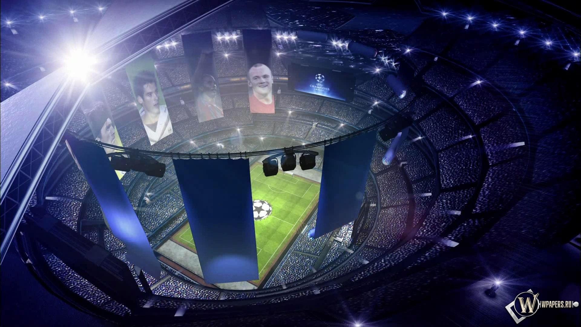футбол 1 Wallpaper: Скачать обои Лига чемпионов (Футбол, Лига чемпионов