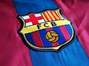 Обои Барселона: Футбол, Нашивка, Спорт