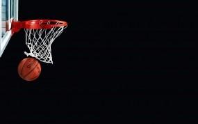Обои Мяч и корзина: Корзина, Мяч, Баскетбол, Спорт