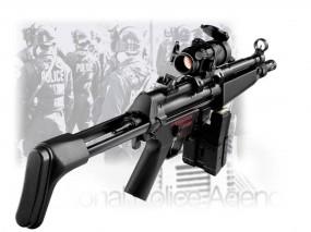 Обои HK MP5: Оружие, Автомат, HK MP5, Оружие