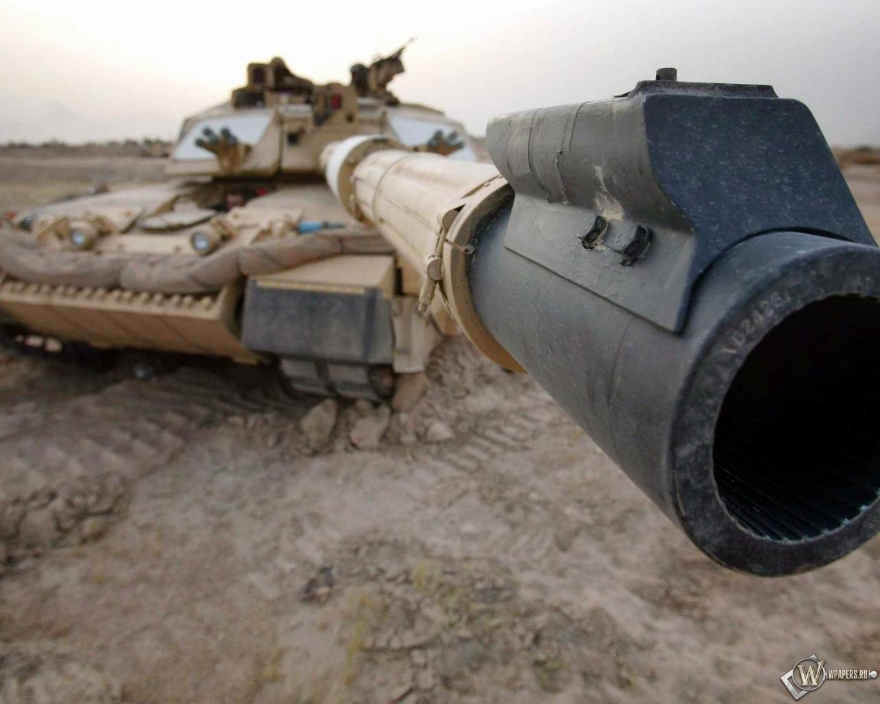 Скачать обои Дуло танка (Дуло, Танк, Прицел) для рабочего стола ...