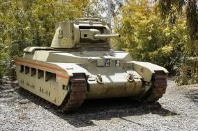 Обои Пехотный танк «Матильда»: Танк, Оружие