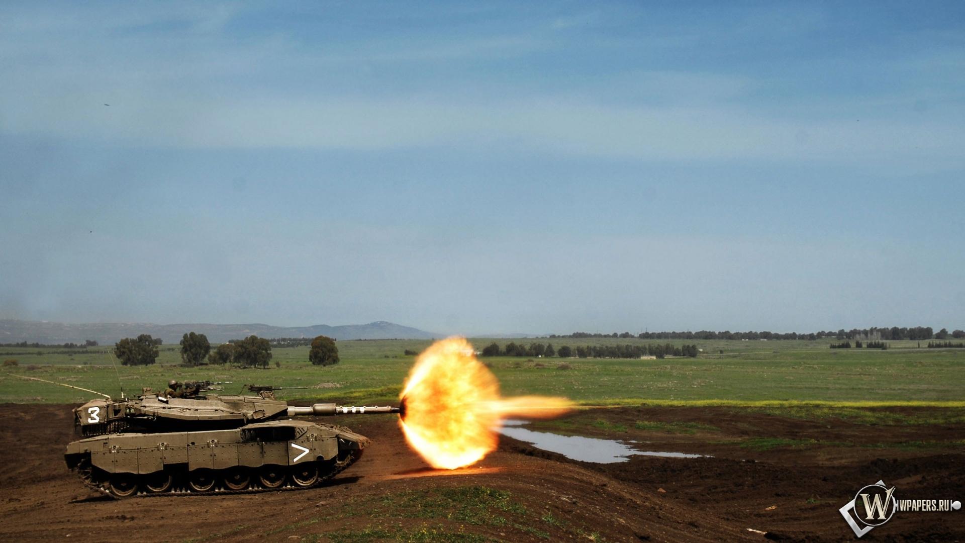 обои танки:
