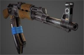 Обои Ak-47: Оружие, Ak-47, автомат калашникова, Оружие