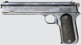 Обои Colt M1900 automatic pistol: Оружие, Colt M1900, Оружие