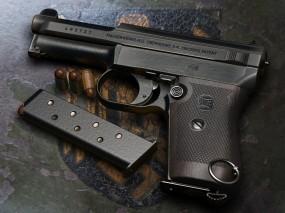 Обои Маузер: Оружие, Пистолет, Маузер, Оружие