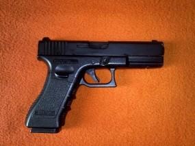 Обои Glock-17: Оружие, Glock-17, Оружие