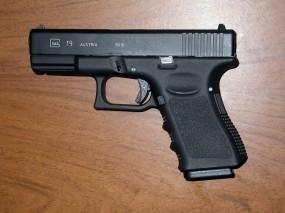 Обои Glock 19: Оружие, Glock 19, Оружие