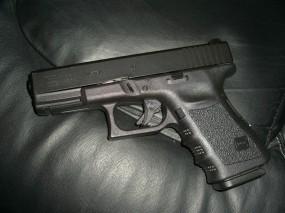 Обои Glock 23: Оружие, Glock, Оружие