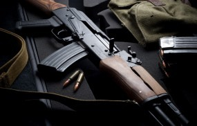 Обои АК - 47: Автомат, Калашников, Калаш, АК-47, Оружие